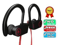 Waterproof Bluetooth Earbuds Beats Sports Wireless Headphones ...