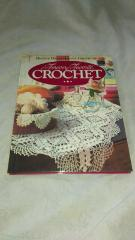 Better Homes & Gardens Forever Favorite Crochet Hardcover Book