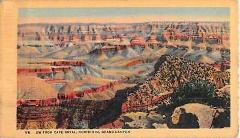 cape royal north rim grand canyon UT AZ colorado river kaibab ...