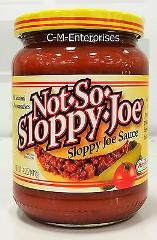 Hormel Not So Sloppy Joe Sloppy Joe Sauce 14.5 oz
