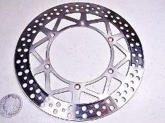99 YAMAHA YZ125 FRONT BRAKE DISC DISK ROTOR 2.73mm