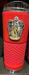 UNIVERSAL STUDIOS HARRY POTTER GRYFFINDOR VACUUM INSULATED TRA...