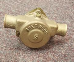 Sherwood Raw Water Pump # 12328 with 1