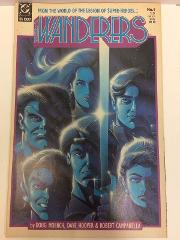 The Wanderers #1 Comic Book DC 1988 - Legion of Super-Heroes