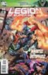 The Legion of Super Heroes #14 Comic Book - DC