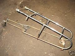 78 HONDA NC50 NC 50 EXPRESS LUGGAGE RACK