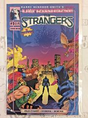 The Strangers #5 Comic Book Malibu 1993