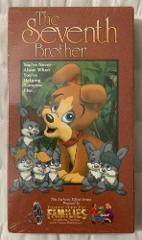 VTG The Seventh Brother VHS Video Animated Cartoon Movie 1991 ...