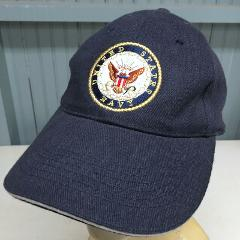 US United States Navy Embroidered Strapback Baseball Cap Hat
