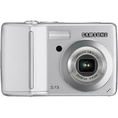 Samsung Digimax S730 7.2MP Digital Camera with 3x Optical Zoom...