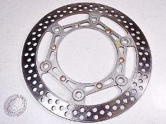 06 YAMAHA YZ450F YZ 450F FRONT BRAKE DISC DISK ROTOR 2.80mm
