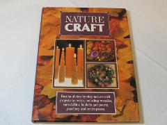 Nature Craft hardback book Tiger Books International crafting ...