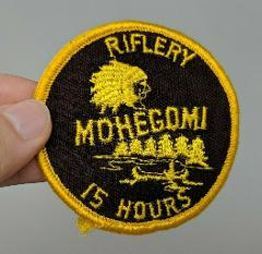 Camp Mohegomi 15 Hours Riflery Shirt Jacket Hat Patch VTG 60s ...