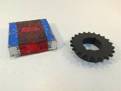 Martin Tapered Bushed Sprocket 50BTB22 1610 Made in USA 50 Cha...