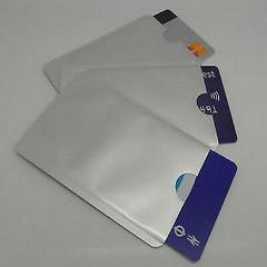 30 pcs RFID Blocking Sleeves, Secure Credit Card Protection Sh...