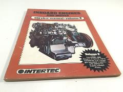 1984 Inboard Engines and Drives Service Manual Volume 2 Intertec