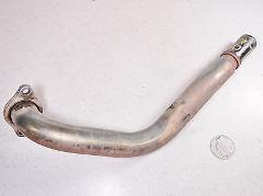 86 HONDA GL1200A GOLD WING LEFT SIDE CYLINDER #2 EXHAUST HEADE...