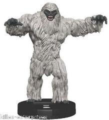 Heroclix Holiday OP Abominable Snowman WK-005 Prize 2015