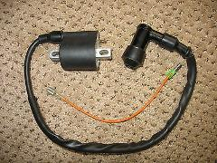 NEW IGNITION COIL 1983-1986 SUZUKI ALT125 ALT50 TRAIL BUDDY AL...