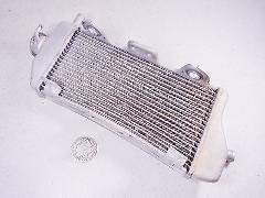 06 YAMAHA YZ450F YZ 450F YZ 450 F RIGHT SIDE RADIATOR
