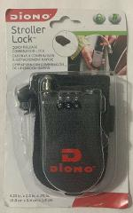 New Diono Stroller Lock Combination Model 60285 New Factory Se...