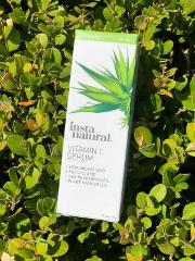 InstaNatural Vitamin C Skin Clearing Serum With Tea Tree Oil F...