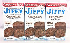 Jiffy Chocolate Muffin Mix 7 oz (3 pack)