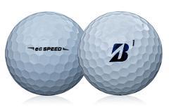 2 Dozen MINT / AAAAA Bridgestone E6 Speed Used Recycled Golf B...