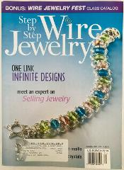 Step by Step Wire Jewelry Magazine Inspiration Ideas Projects ...