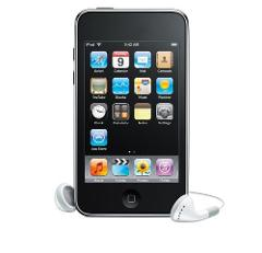 Apple iPod touch 8 GB 3rd Generation (Discontinued by Manufact...