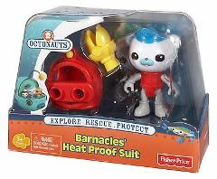 Octonauts - Barnacles' Heat Proof Suit - Disney Jr. - FREE SHIP