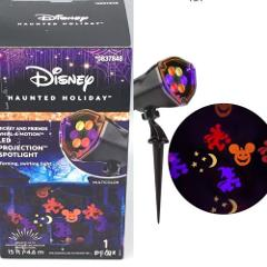 Disney Mickey Mouse Halloween Outdoor Lights LED Lightshow Pro...