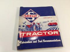 1957 Skelly Tractor Service Shop Repair Manuals Ferguson Olive...