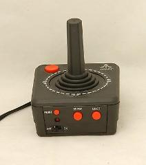 Atari TV Plug & Play Joystick home video system 10 in 1 game c...