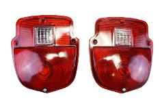 TAIL LIGHT 1953 1954 1955 1956 FORD PICKUP TRUCKS F100 F-100 H...