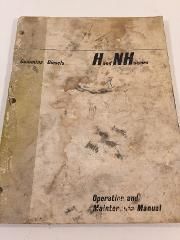 1965 Cummins Diesels H and NH series Operation and Maintenance...