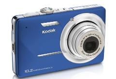 Kodak Easyshare M340 Digital Camera (Blue)