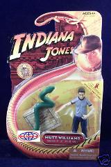 HASBRO Indiana Jones JUNGLE MUTT WILLIAMS Action Figure