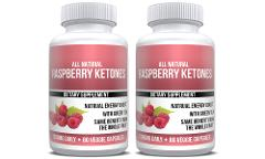 Raspberry Ketones Extract Keto Weight Loss 2X Bottles