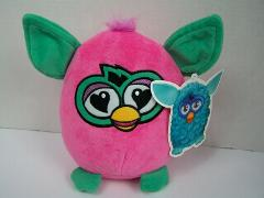 Furby Pink Plush Animal Toy Factory 9 Inch New with Tags