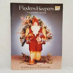 Finders Keepers Yuletide Edition Christmas Tole Book Kathy Jan...