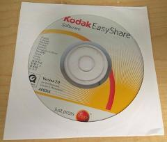 Kodak Easyshare Printer Dock Software CD - Multiple Versions
