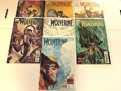 Wolverine #308 309, 311 and 314 315 316 317 Comic Book Set Mar...