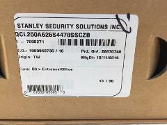 Stanley Commercial QCL250A626S4478SSCZB Satin Chrome Entrance ...