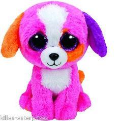 TY Beanie Boos Precious the Dog Plush NEW!