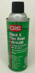 NEW CRC Chain and Wire Rope Lubricating Spray 10 oz Aerosol