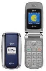 LG AX155 - Blue Gray (Alltel) Cellular Phone