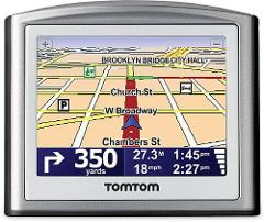 TomTom One, 3rd Edition 3.5-Inch Portable GPS Vehicle Navigator