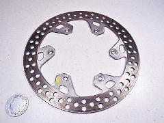 99 YAMAHA YZ125 REAR BRAKE DISC DISK ROTOR 3.90mm