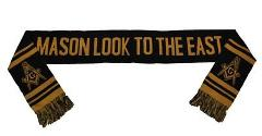 FREEMASON MASONIC SCARF PHA MASON FRATERNITY SCARF ORDER OF EA...